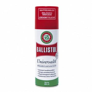 Масло оружейное BALLISTOL (200 мл, спрей)