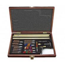 Универсальный набор для чистки DAC UGC76W в деревянном кофре (35 предметов)