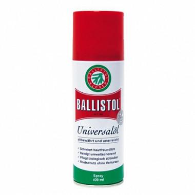 Масло оружейное BALLISTOL (400 мл, спрей)