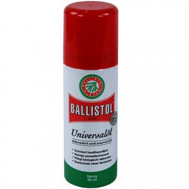 Масло оружейное BALLISTOL (50 мл, спрей)