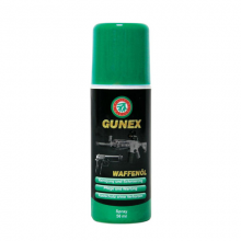 Масло оружейное BALLISTOL Gunex 2000 (50 мл, спрей)