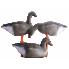 Комплект чучел BIRDLAND BR-042S/R/F - гусь гуменник (складные на опоре, 12 шт.)