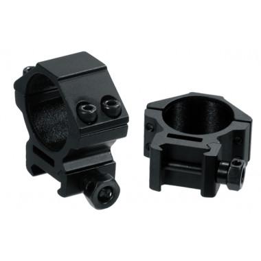 Кольца LEAPERS AccuShot RGWM-30L4 30 мм на Weaver (STM, низкие)