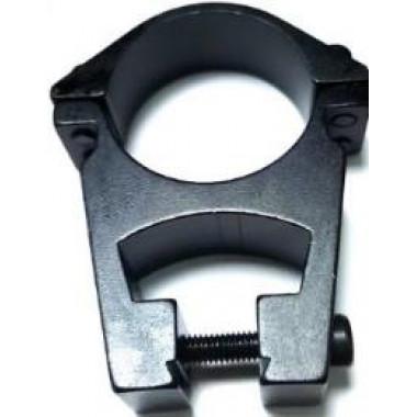 Кольца небыстросъемные FUTANG FT-M-001 30 мм. на планку 11 - 12 мм
