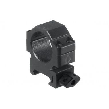 Кольца быстросъемные LEAPERS UTG RG2W1104 25,4 мм на Weaver с винтовым зажимом (низкие)