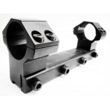 Кронштейн моноблок FUTANG FT-M-A087 с кольцами 25,4 мм на планку 11 - 12 мм