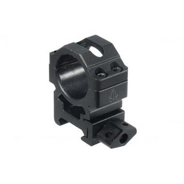 Кольца быстросъемные LEAPERS UTG RG2W1154 25,4 мм на Weaver с винтовым зажимом, 2 винта (средние)
