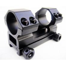 Кронштейн моноблок FUTANG FT-M-A049 с кольцами 25,4 мм на планку Weaver