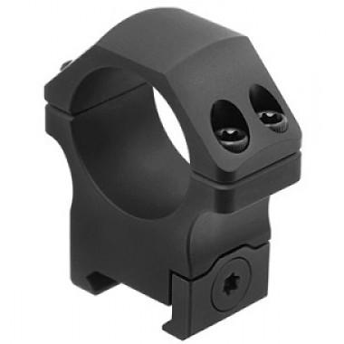 Кольца небыстросъемные LEAPERS UTG RWU013015 на Weaver/Picatinny (30/15 мм)