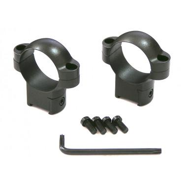 Кольца LEUPOLD 61790 небыстросъемные 30 мм на CZ 550 (высокие)