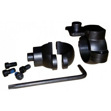 Кольца LEUPOLD 49976 для быстросъемного кронштейна 26 мм (средние с выносом (extension))