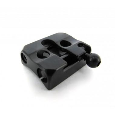 Заднее основание EAW APEL 0/35003 для поворотного кронштейна (на Browning BAR, Benelli Argo)