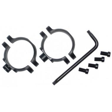 Кольца LEUPOLD 51717 для быстросъемного кронштейна 30 мм (низкие)