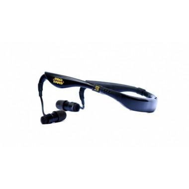 Активные беруши PRO EARS Stealth (черные)