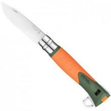 Нож OPINEL EXPLORE №12 (оранжево-серый)