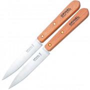 Набор OPINEL N°102 (2 ножа, углеродистая сталь)