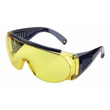 Очки стрелковые Allen 2170 (жёлтые, поверх обычных)