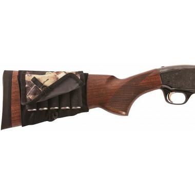 Чехол-патронташ Allen 2059 на приклад (закрытый, для гладкоствольного оружия, 5 патронов)