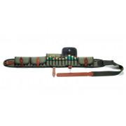 Патронташ VEKTOR П-50к на 25 патронов (12, 16 калибр)