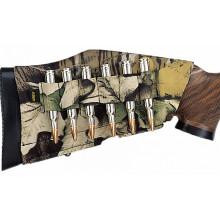 Чехол-патронташ ALLEN 20123 на приклад для нарезного оружия (6 патронов)