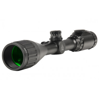 Прицел LEAPERS True Hunter IE 3-9X50 AO Mil-Dot, + кольца weaver