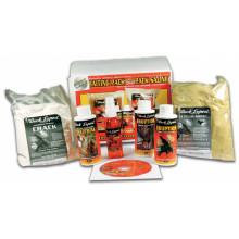 Набор приманок с солью BUCK EXPERT M01PS - лось (с DVD)