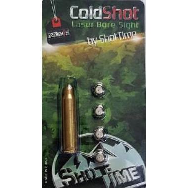 Лазерный патрон ShotTime ColdShot кал. .222Rem