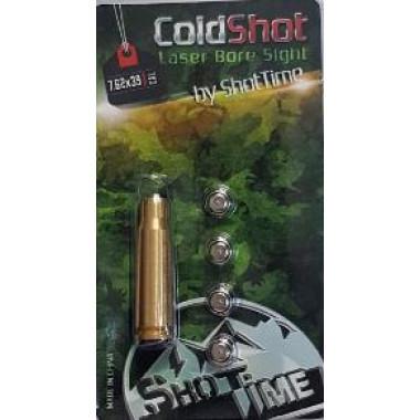 Лазерный патрон ShotTime ColdShot кал. 7.62X39