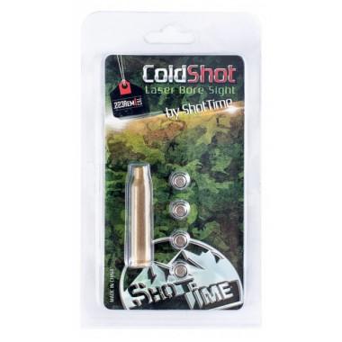 Лазерный патрон ShotTime ColdShot кал. .223Rem
