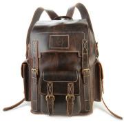 Кожаный рюкзак RELS Camel 840517