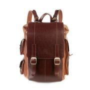 Кожаный рюкзак RELS Defender Brown
