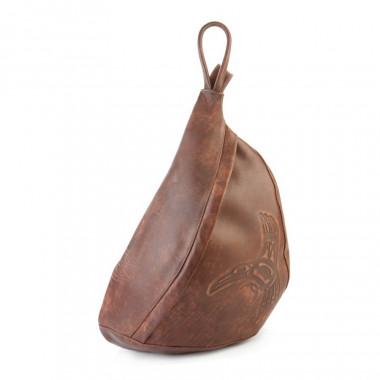 Кожаный рюкзак RELS El Paso Brow