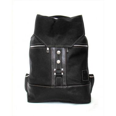 Кожаный рюкзак SofiTone RM 002 Чёрный