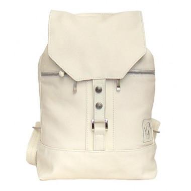 Кожаный рюкзак SofiTone RM002 Белый