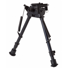 Сошки Firefield Bipod на антабку (228 - 355 мм) + Picatinny-адаптер