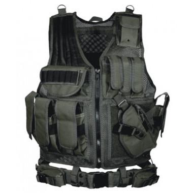 Разгрузочный жилет тактический Leapers UTG PVC-V547 (чёрный)