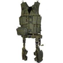 Разгрузочный жилет тактический Leapers UTG PVC-V747KT (10 предметов)